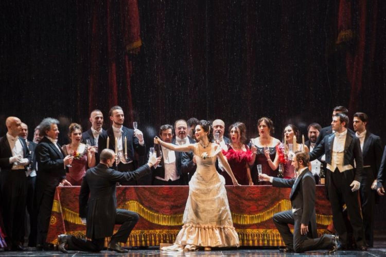 Una 'Traviata' da Oscar per la riapertura al pubblico del Teatro Regio di Torino