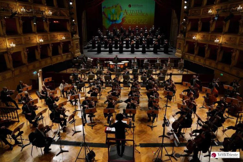 La presentazione del programma 2020-2021 al Teatro Verdi di Trieste