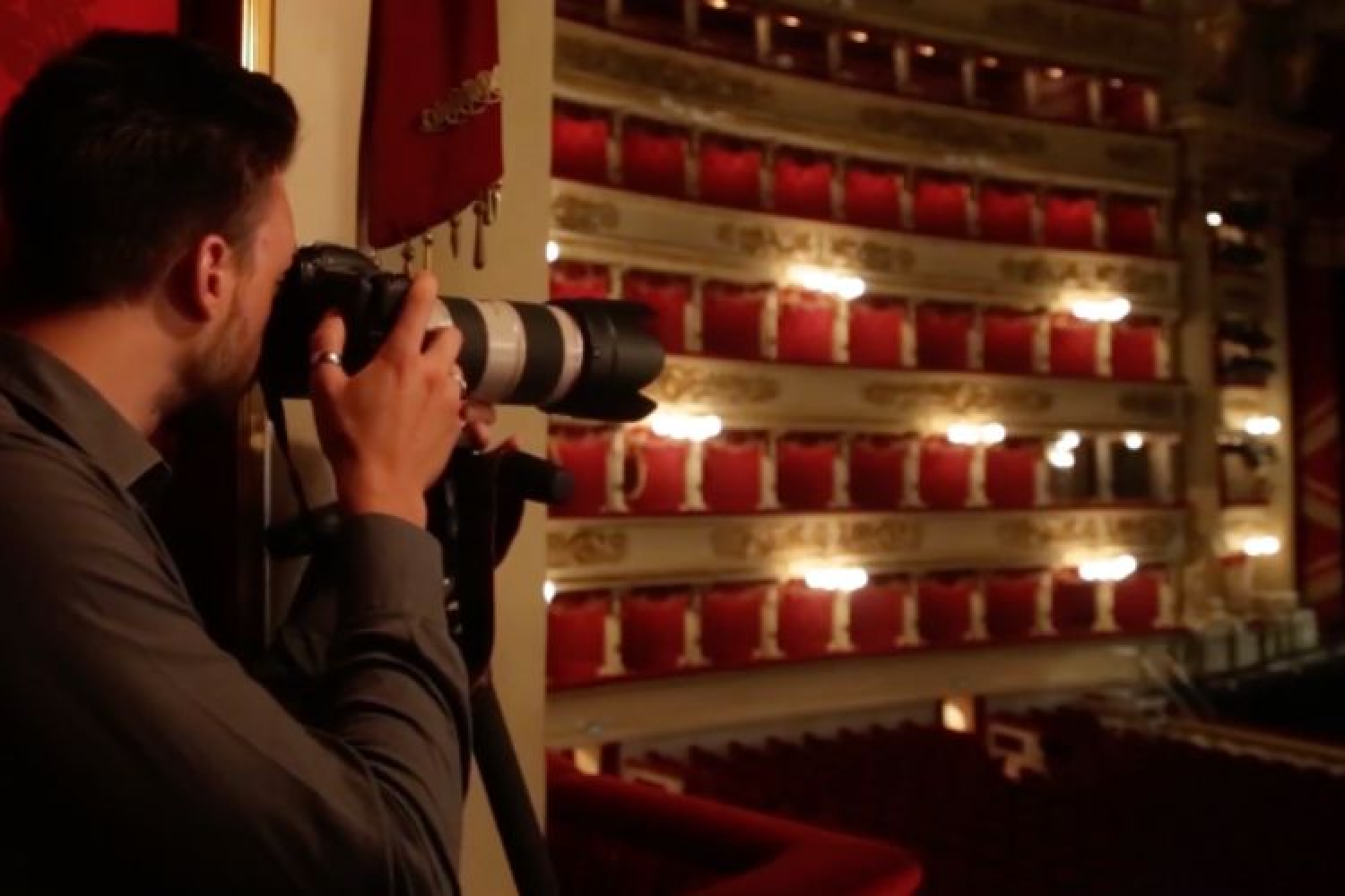 Corso fotografie e video