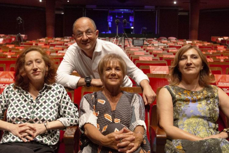 Teatro Carcano di Milano: direzione artistica al femminile con Lella Costa e Serena Sinigaglia