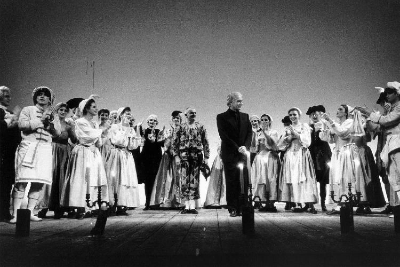 'Strehler 100', un anno di iniziative al Piccolo Teatro di Milano per Giorgio Strehler