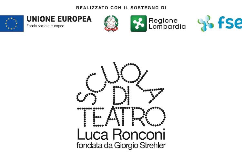 """Scuola di Teatro """"Luca Ronconi"""""""