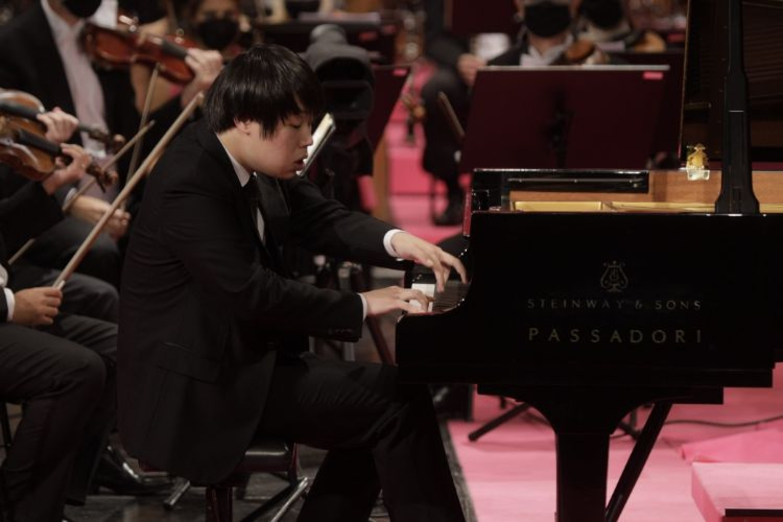 Concorso Pianistico Busoni 2021, trionfo in finale di due pianisti coreani