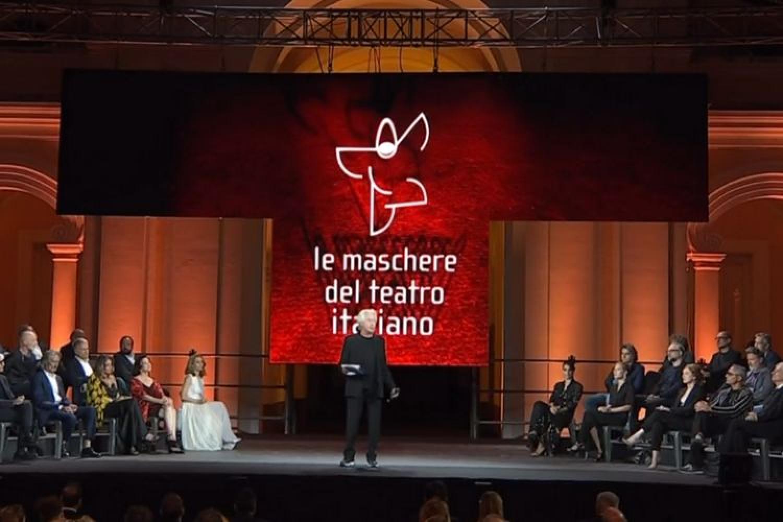 Le Maschere del teatro italiano 2021: tutti i vincitori