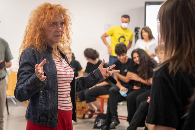 Teatro Nazionale Genova, sangue e sudore per gli aspiranti attori