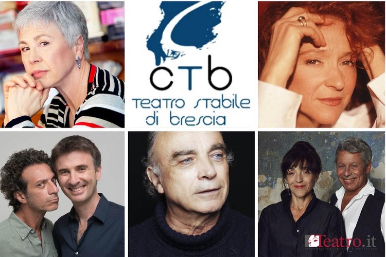 Centro teatrale bresciano - Stagione teatrale 18/19