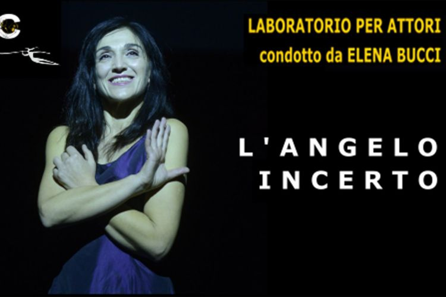 L'Angelo Incerto - Laboratorio con Elena Bucci