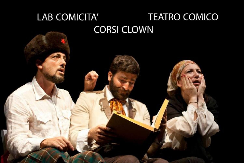 Movimento Comico: a Roma Corsi di Teatro Comico