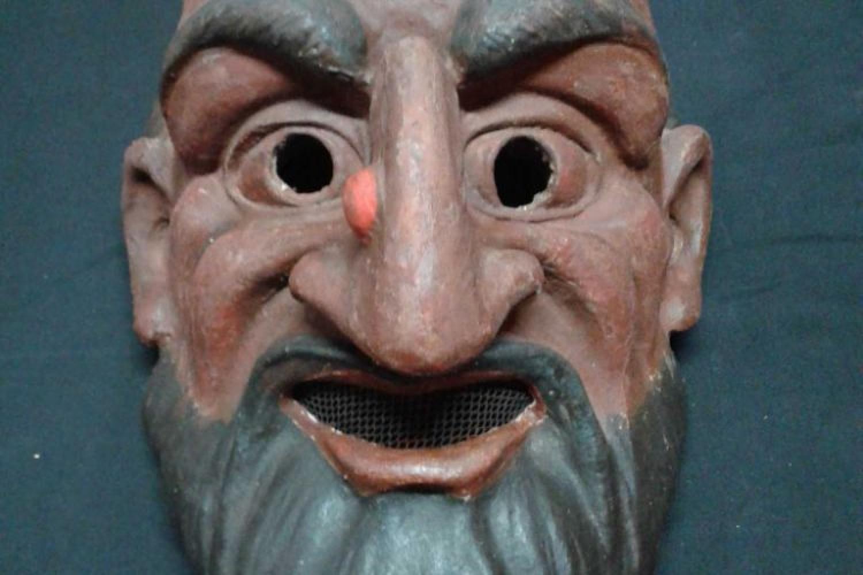 Workshop sulle maschere della Fabula Atellana