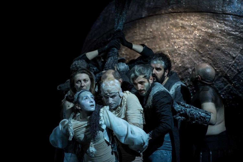 """Le Maschere del Teatro 2018: trionfa """"La Cupa"""" di Mimmo Borrelli"""