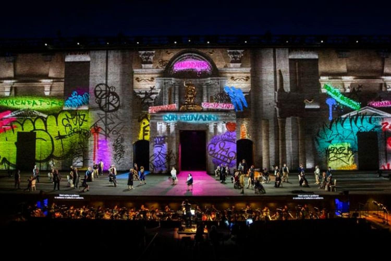 Don Giovanni apre il Macerata Opera Festival, ed è #biancocoraggio