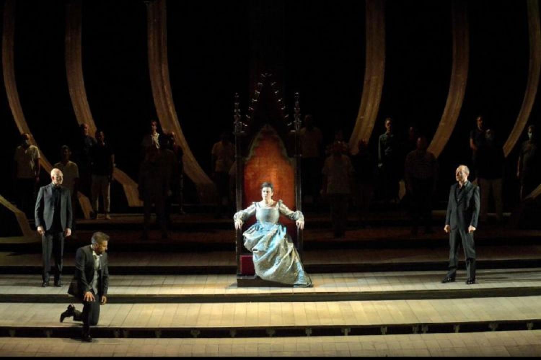 """""""Roberto Devereux"""" al Teatro La Fenice, un altro passo verso la normalità"""