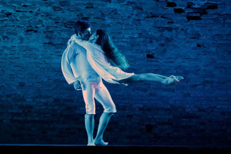 Alessandra Ferri e Federico Bonelli