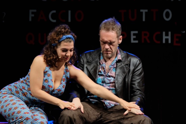 Maria Rita Lo Destro e Jurij Ferrini