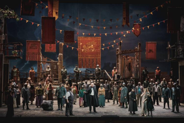 L'Otello di Firenze in scena dopo mesi di attesa: una lezione di stile in prima serata su RAI 5