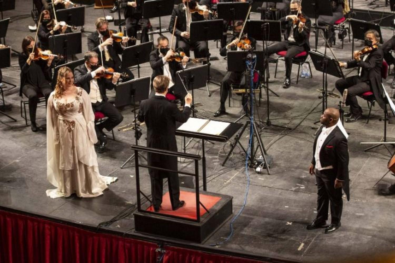 """Jessica Pratt all'Opera di Roma inaugura il 2021 con """"I Puritani"""" in forma di concerto"""