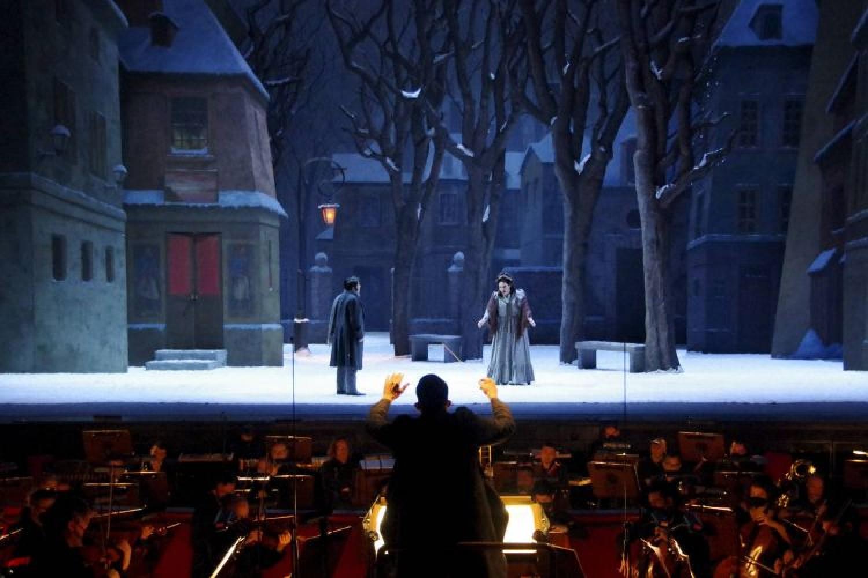 """Eguale a 125 anni fa, """"La bohéme"""" di Puccini torna in scena al Teatro Regio di Torino"""