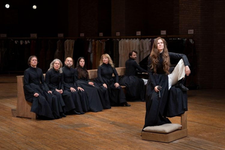 Hamlet di Antonio Latella: uno spettacolo da vedere e da ascoltare