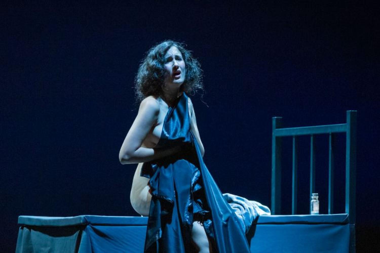 """Una nudità in vendita. """"Else"""" del compositore Federico Gardella in prima assoluta a Montepulciano"""