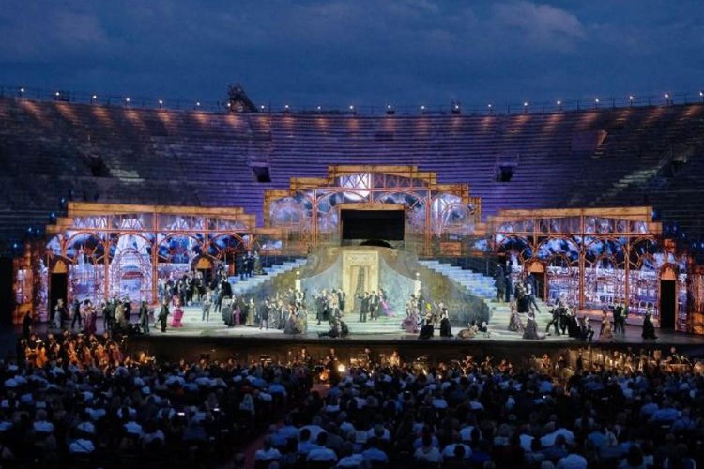 Sonya Yoncheva e Vittorio Grigolo per una grande Traviata all'Arena di Verona