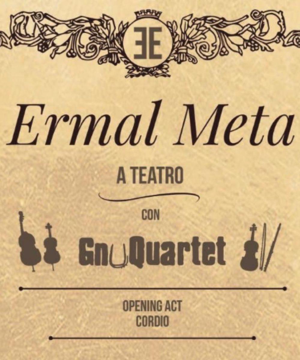 Ermal Meta - GnuQuartet