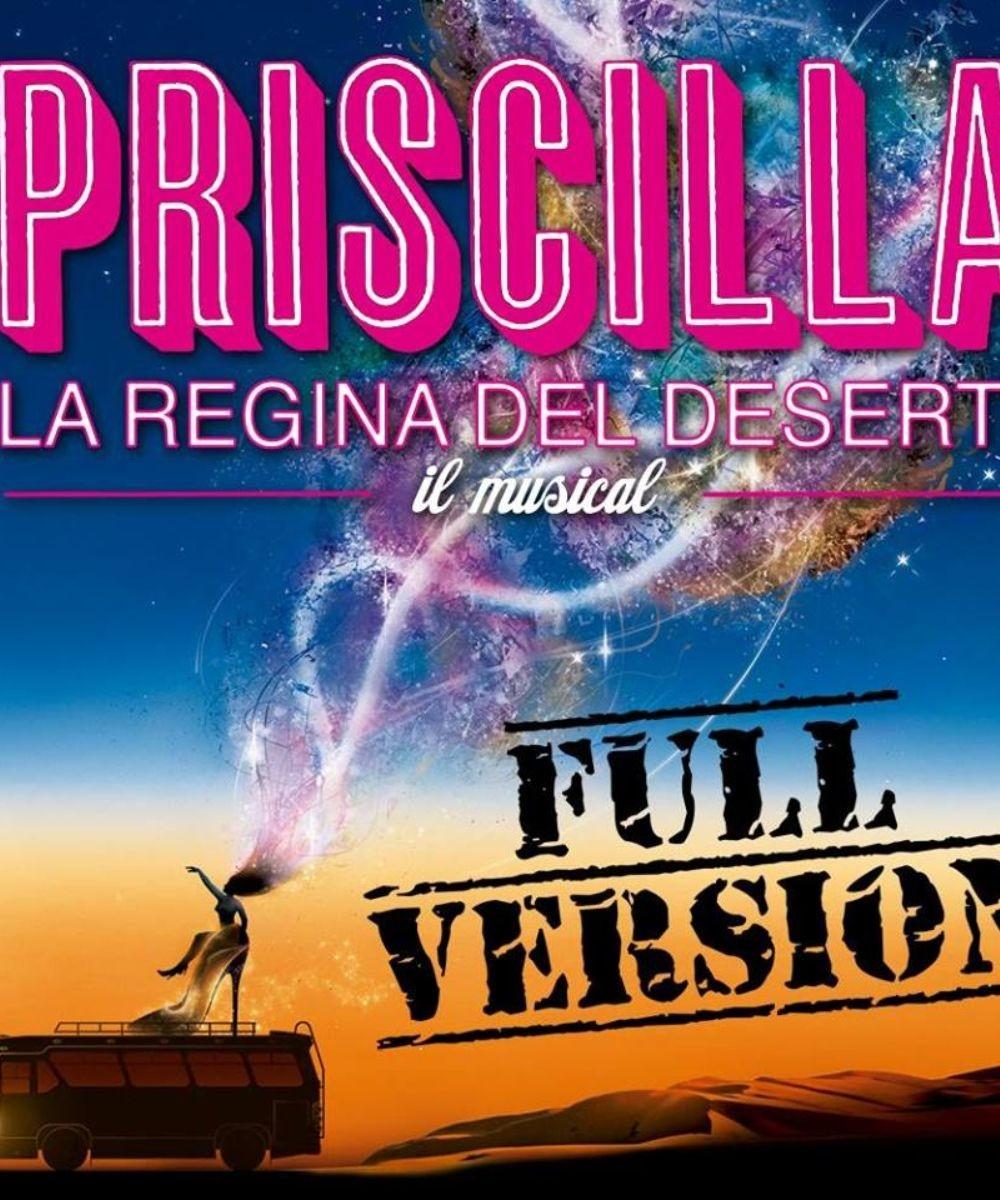Priscilla, la regina del deserto - Il musical