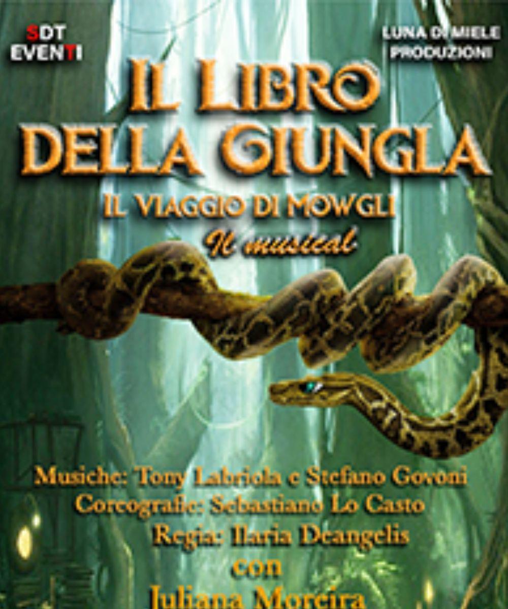 Il libro della giungla: il viaggio di Mowgli. Il musical