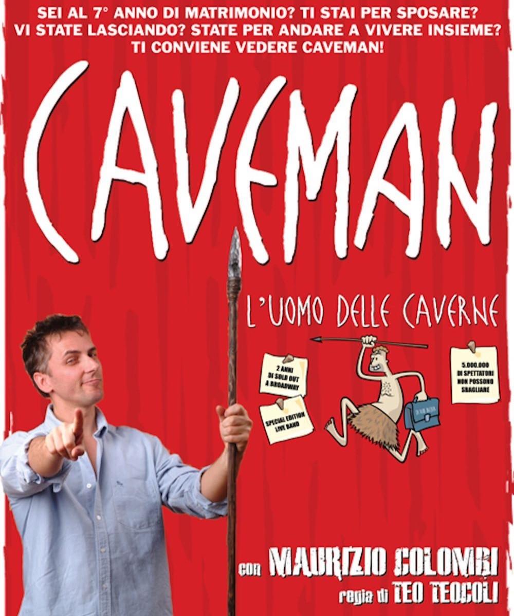 Maurizio Colombi - Caveman
