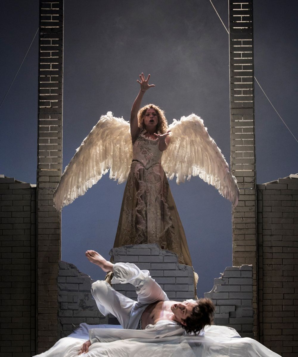 Angels in America - Si avvicina il millennio (Parte I)