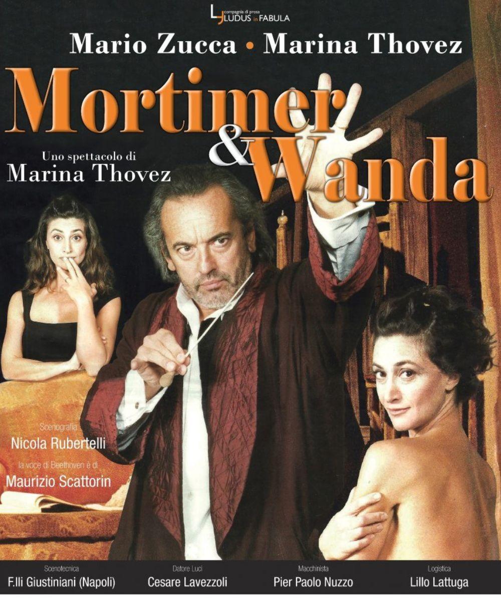 Mortimer & Wanda