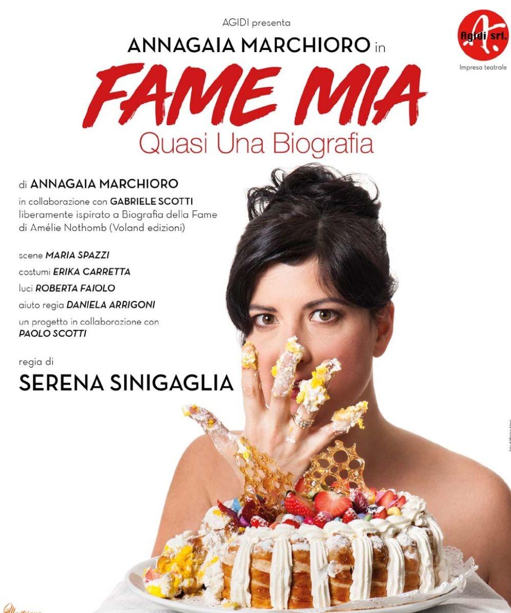 Fame mia - Quasi un'autobiografia