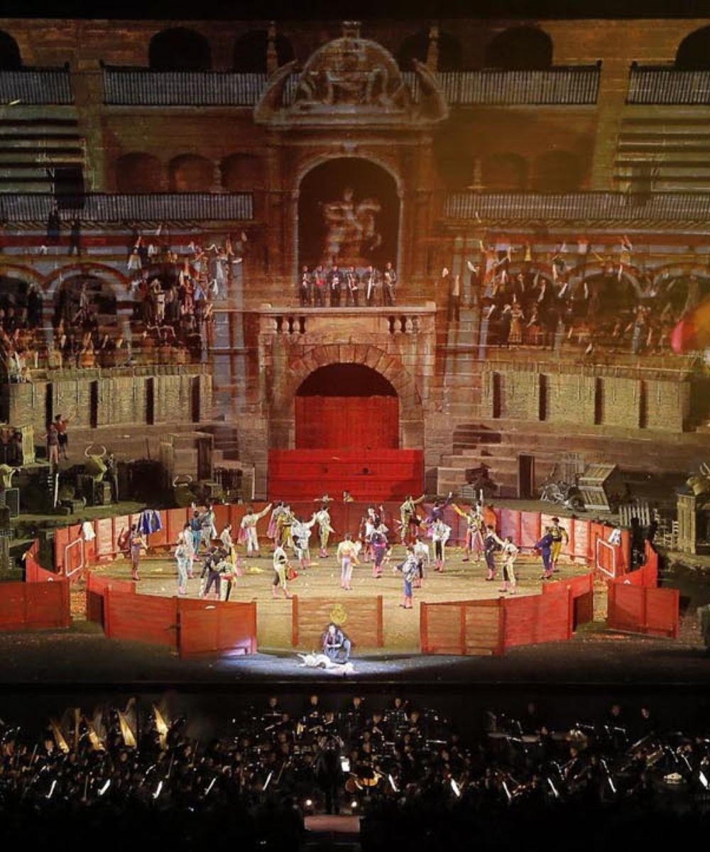 Calendario Arena Verona 2020.Carmen Arena 2019 2020 Teatro It
