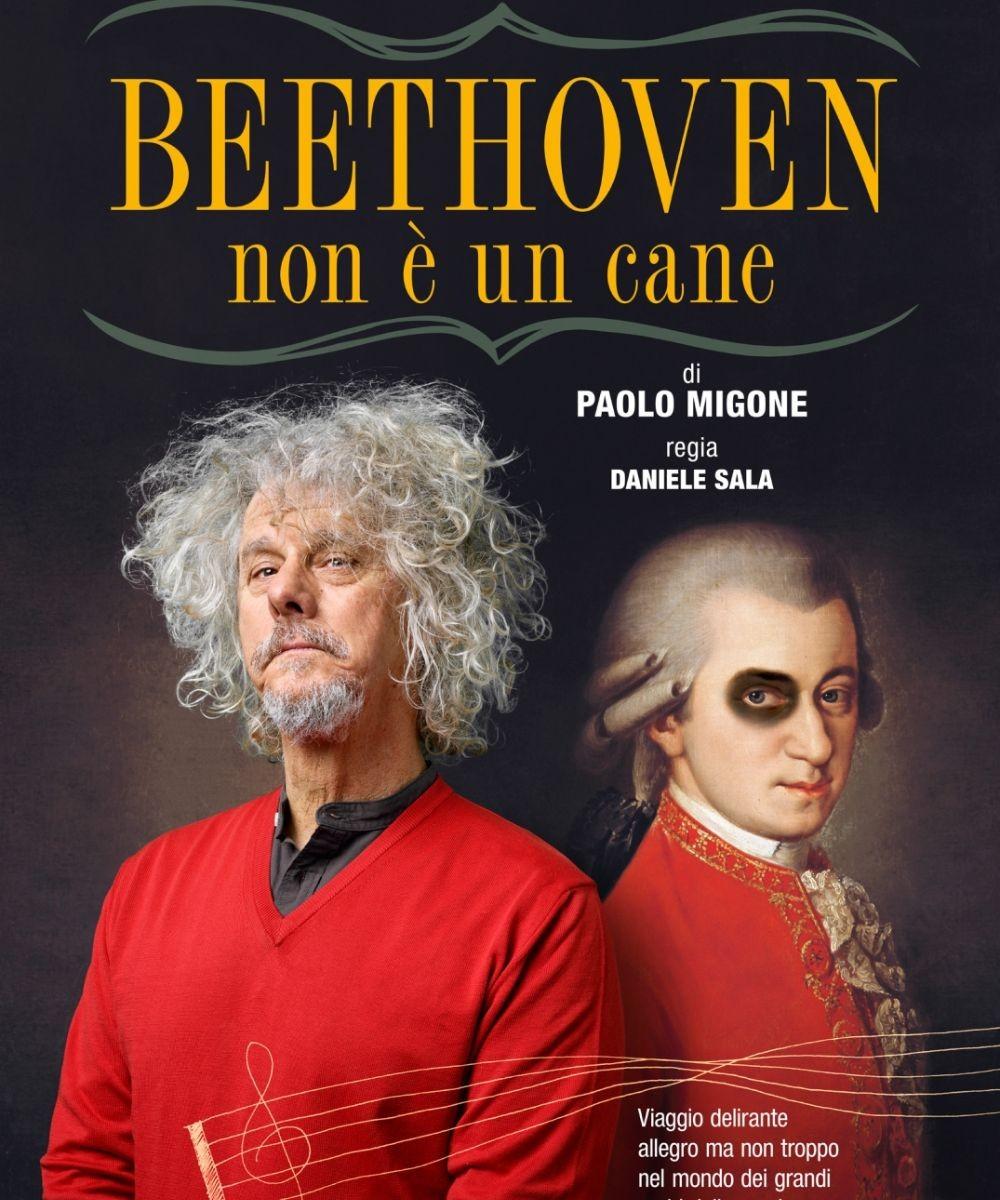Beethoven non è un cane