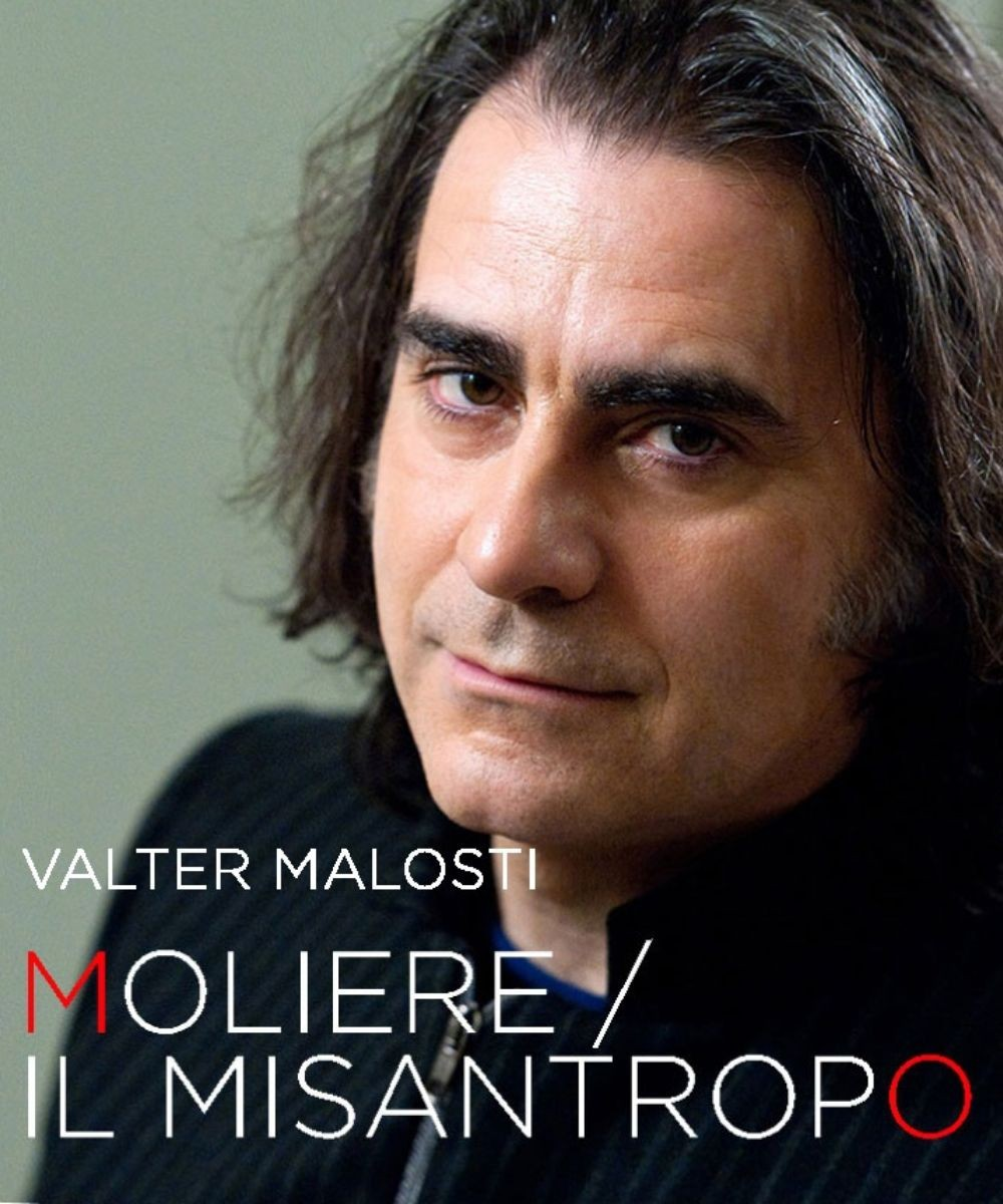 Molière / Il Misantropo (ovvero Il nevrotico in amore)