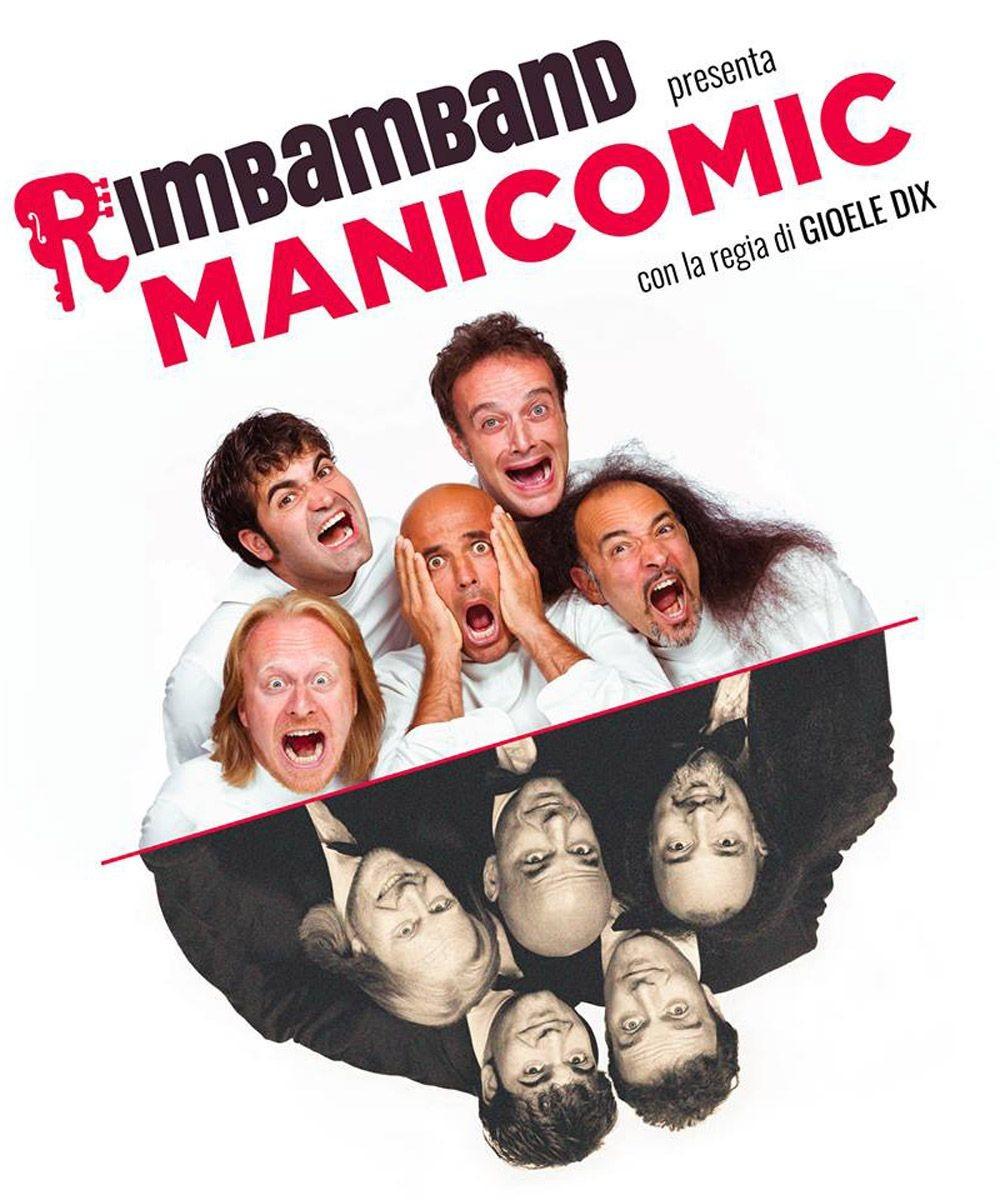 Manicomic