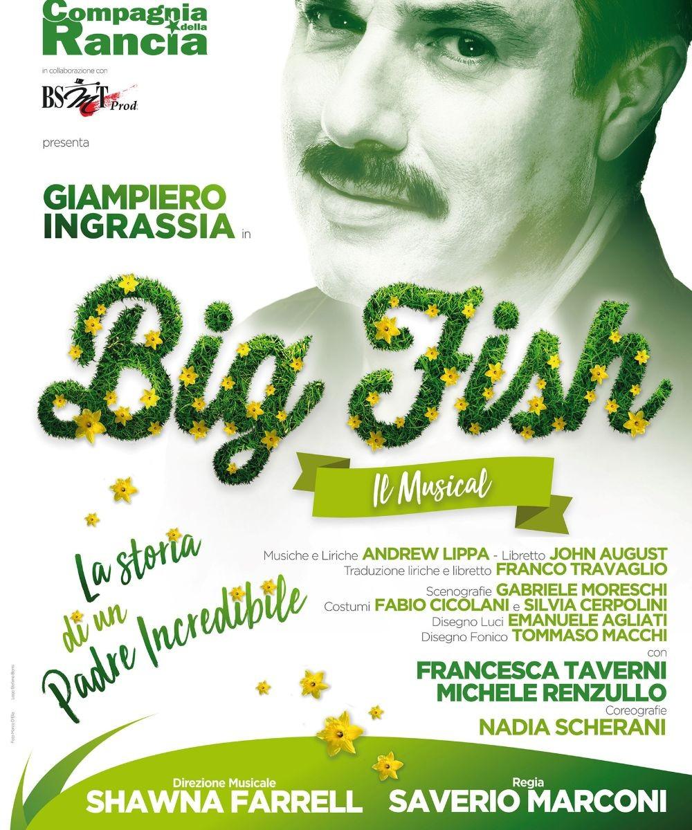Big Fish - Il musical