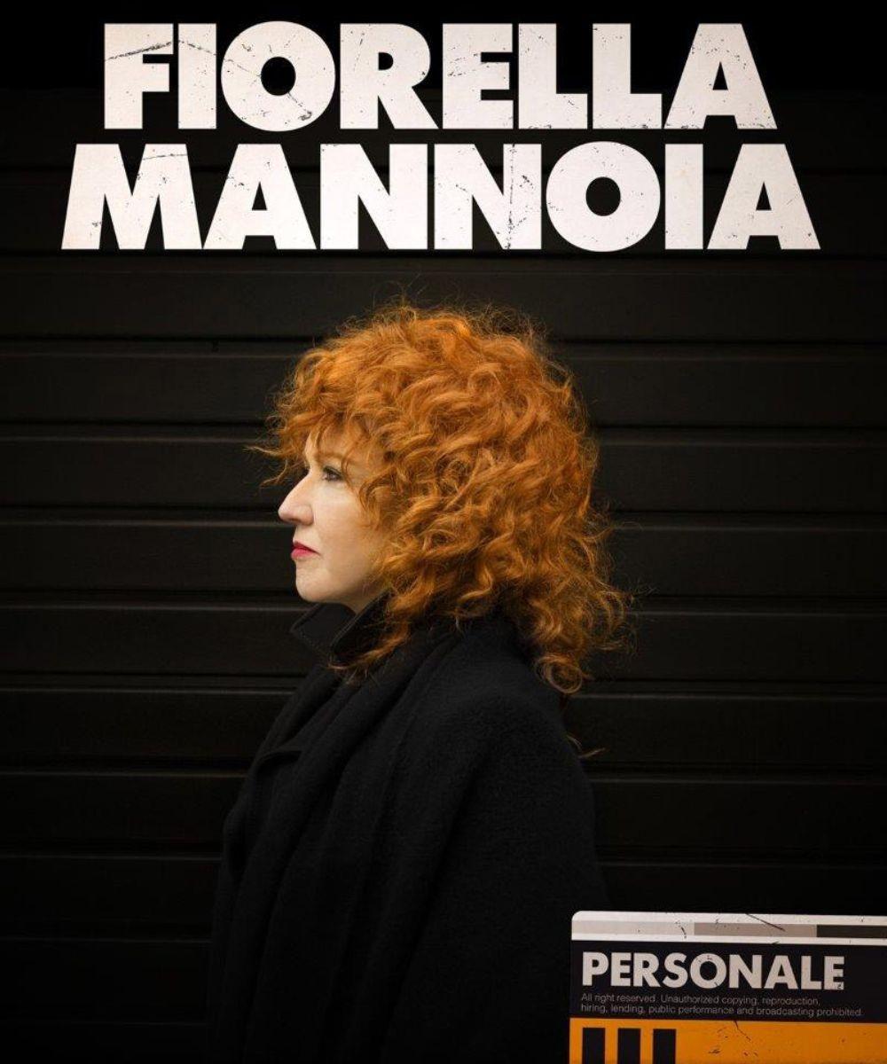 Fiorella Mannoia - Personale Tour