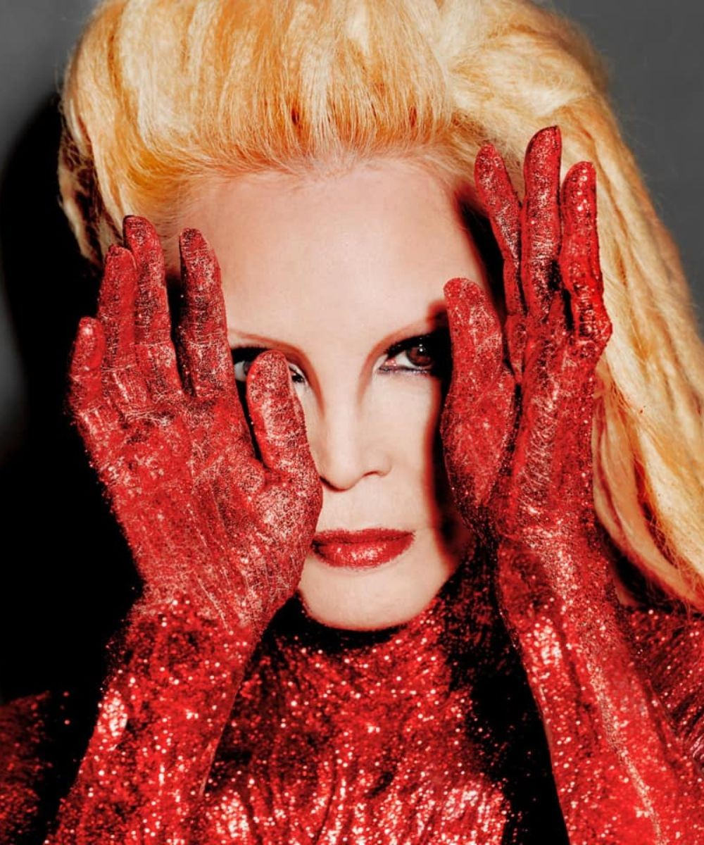 Red Tour - Patty Pravo