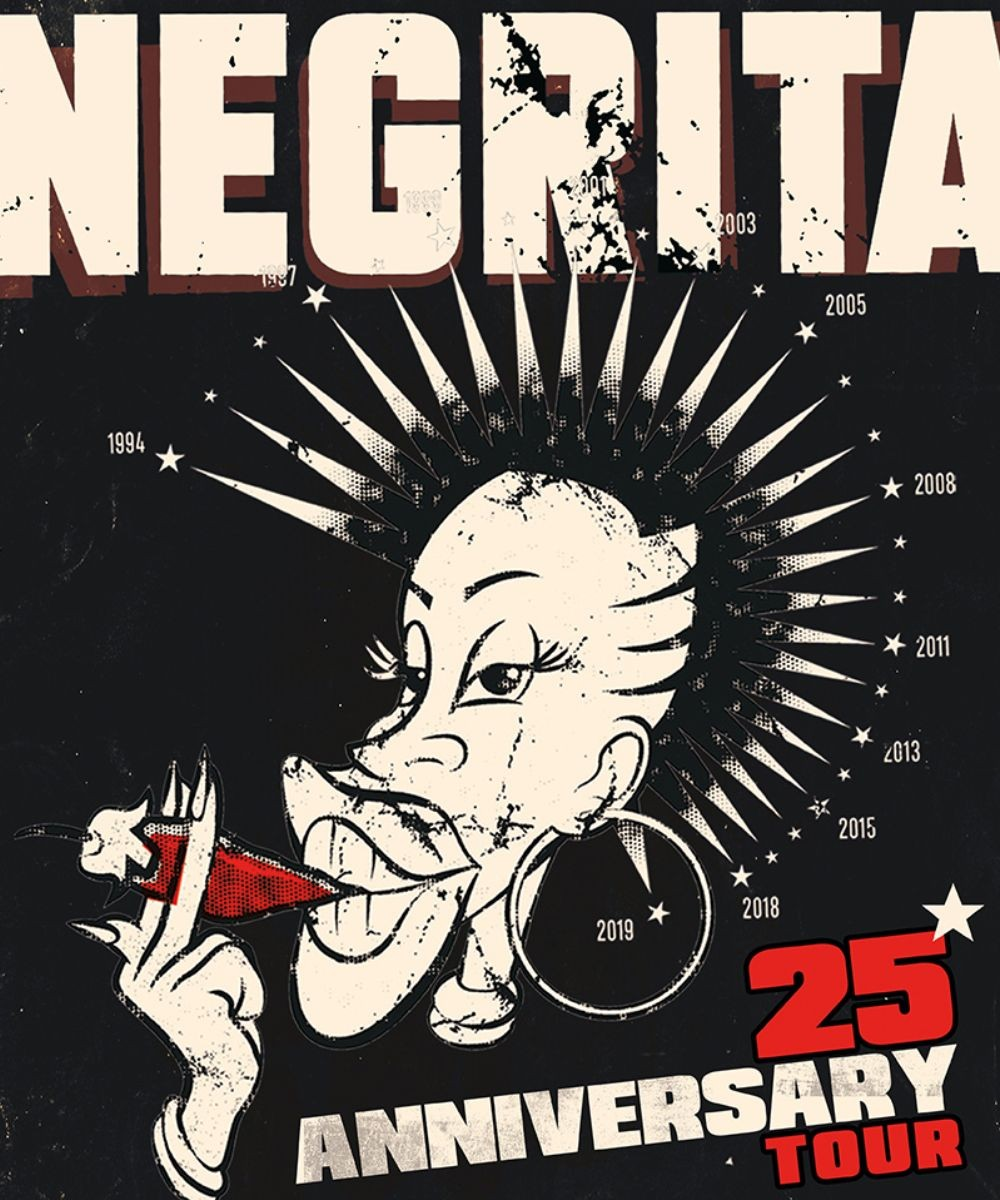 Negrita - 25th Anniversary Tour