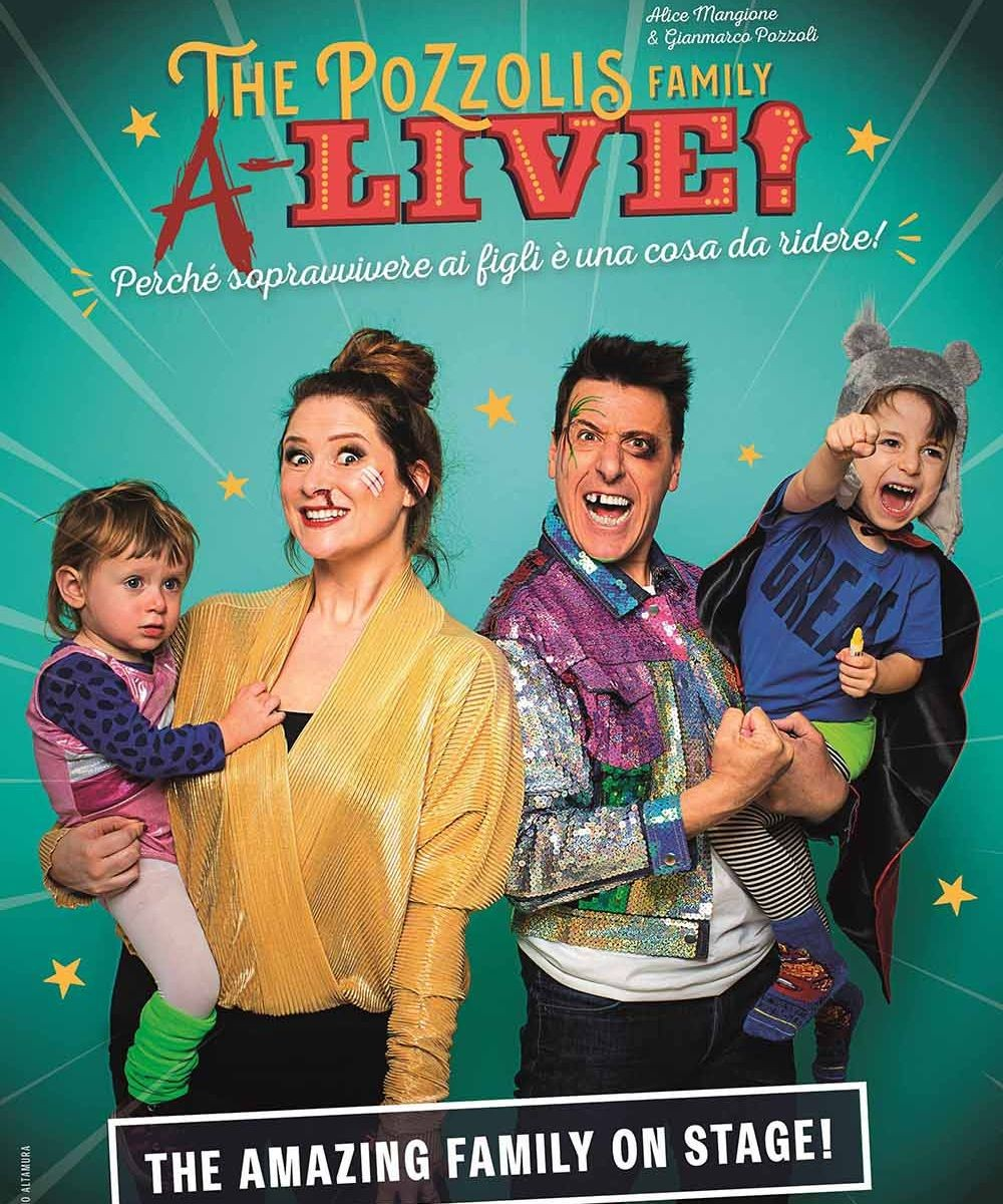 Alive! Perché sopravvivere ai figli è una cosa da ridere