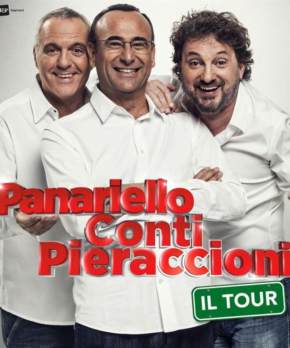 Panariello, Conti, Pieraccioni - Lo Show