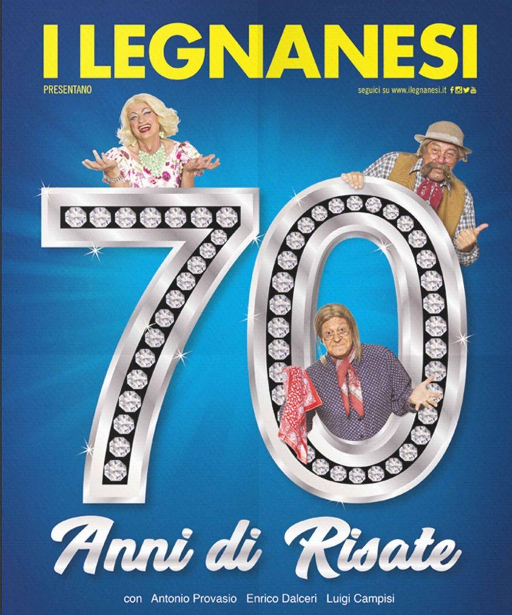 70 anni di risate