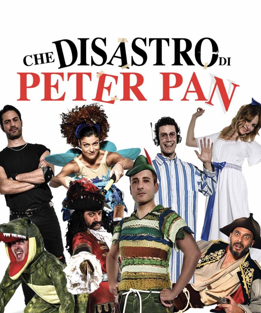 Che disastro di Peter Pan
