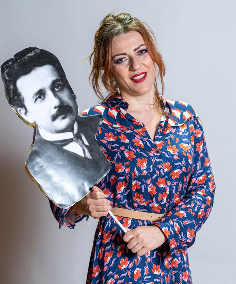 Einstein & Me