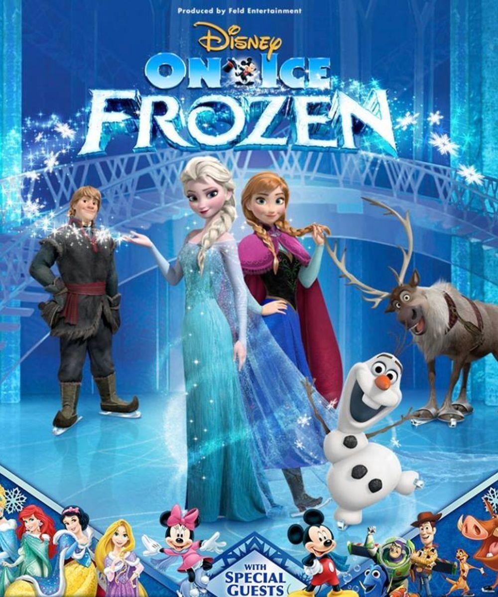 Disney On Ice: Frozen - Il regno di ghiaccio