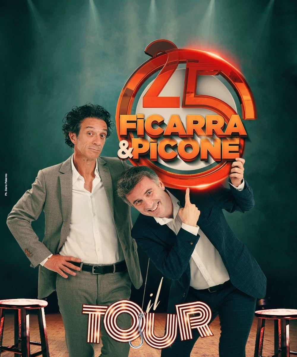 Ficarra & Picone - 25 il Tour