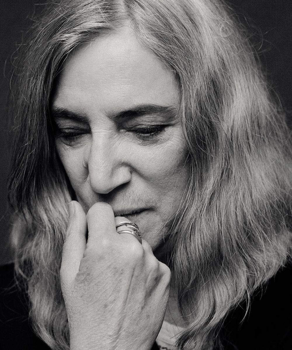 Words and Music Tour - Patti Smith