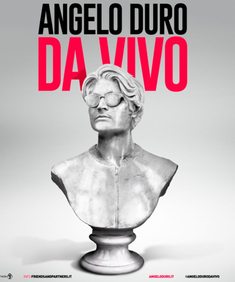 Angelo Duro da vivo