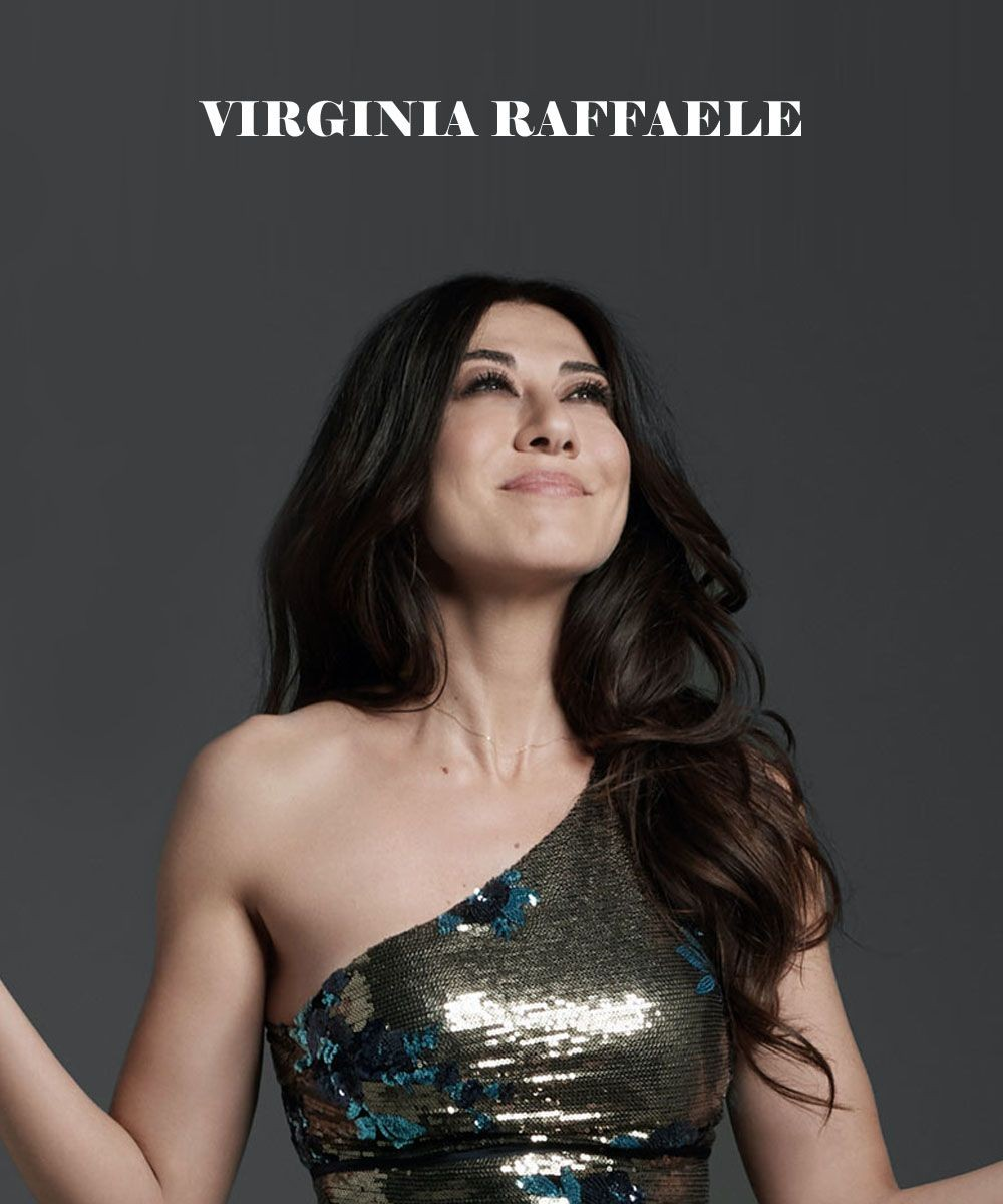 Virginia Raffaele - Samusà