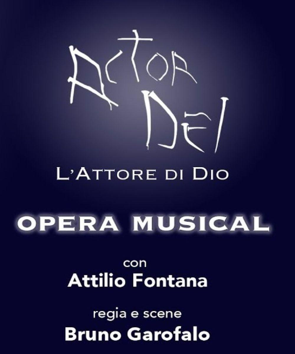 Actor Dei - Opera Musical